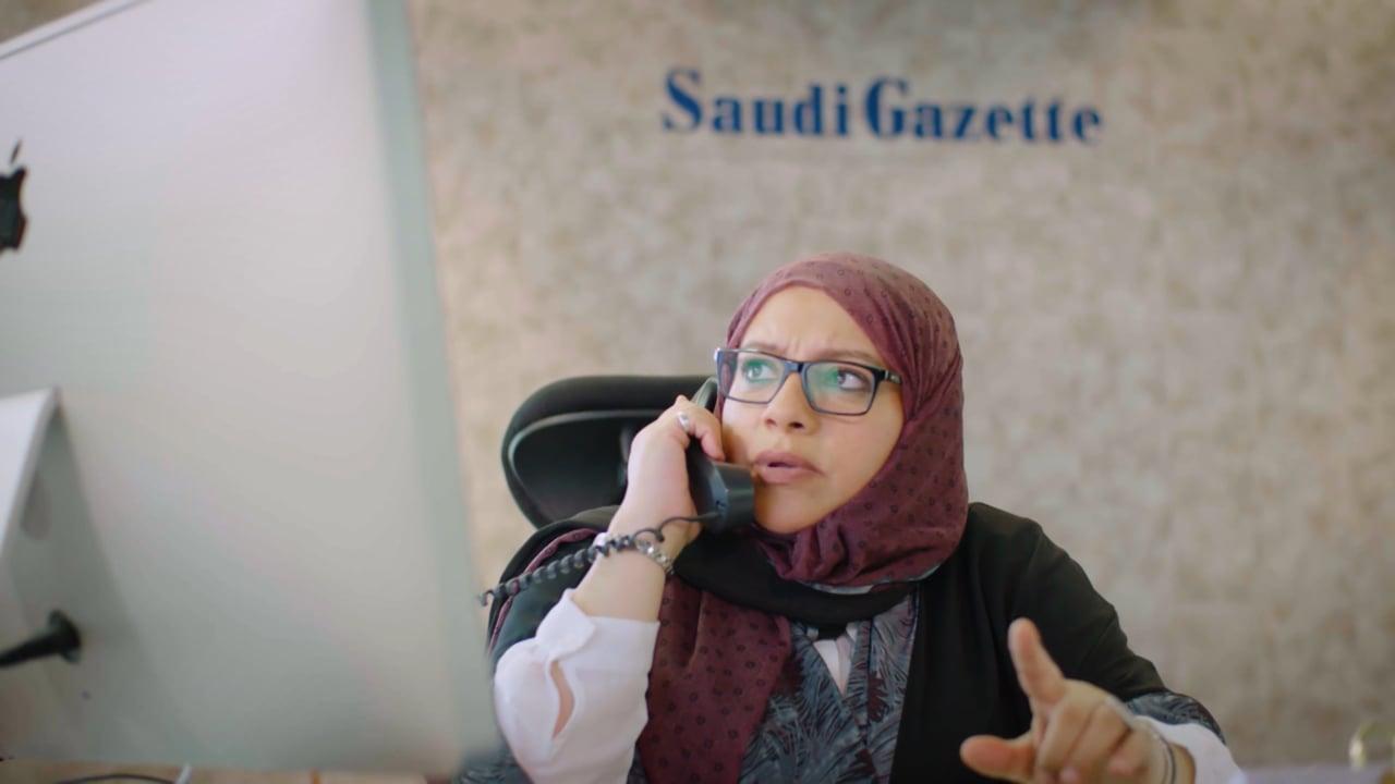 Somayya Jabarti, Saudi Arabia,voxytalksy