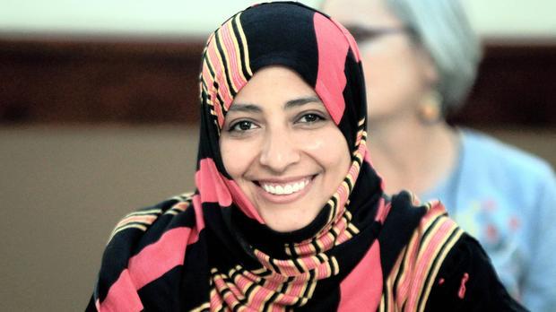 Tawakkol Karman, Yemen, Nobel Peace Prize