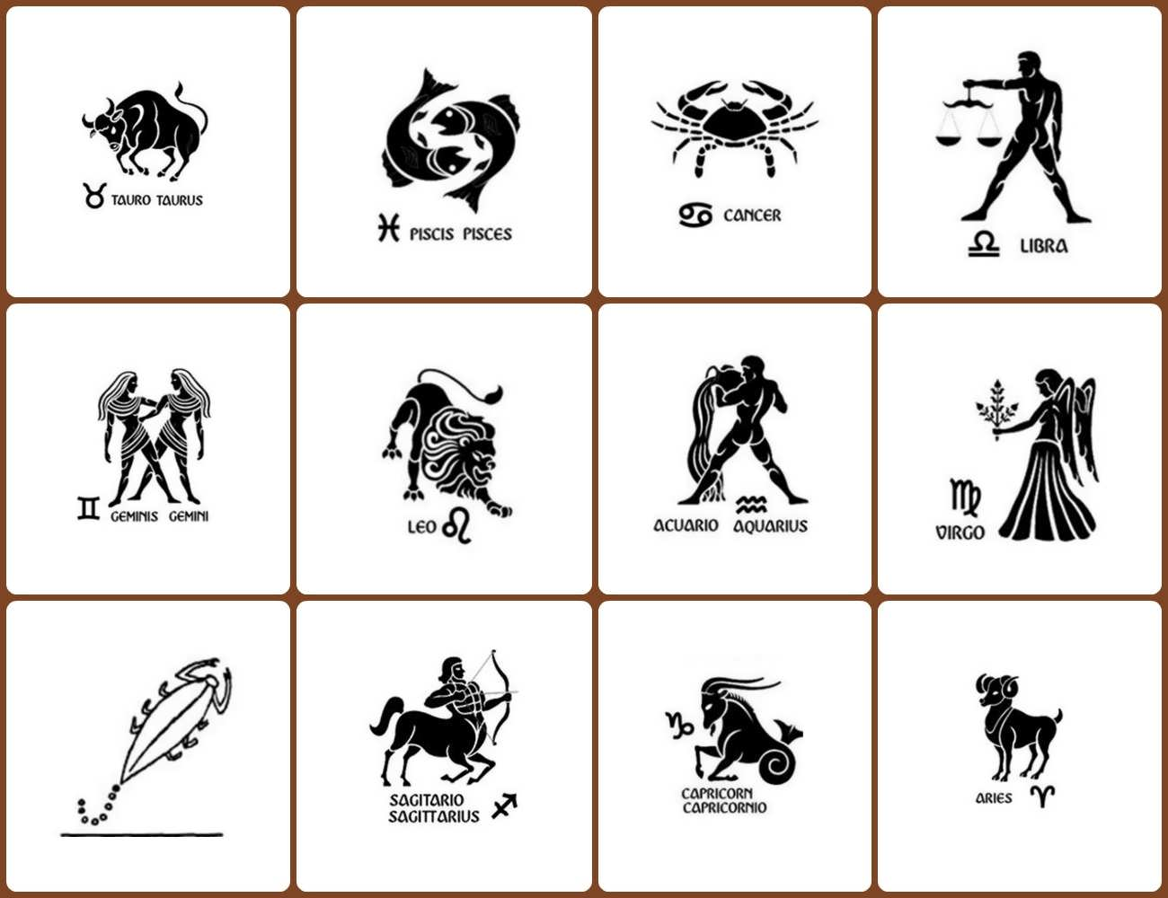 The zodiac,horoscope you read every day. do you believe that they control your life?-voxytalksy