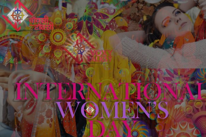 women's day voxytalksy