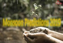 monsoon 2019 predictions