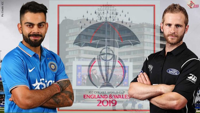 INDIA NEW ZEALAND ICC WORLD CUP 2019