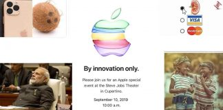 Buzz in social media about iphone 11 and funny memes
