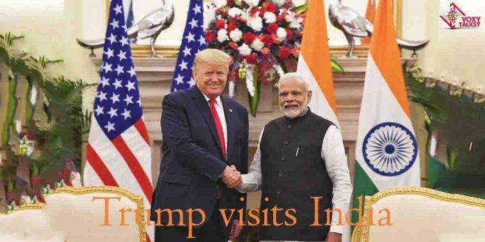 US President Donald Trump, Melania and Ivanka Trump's visit in India