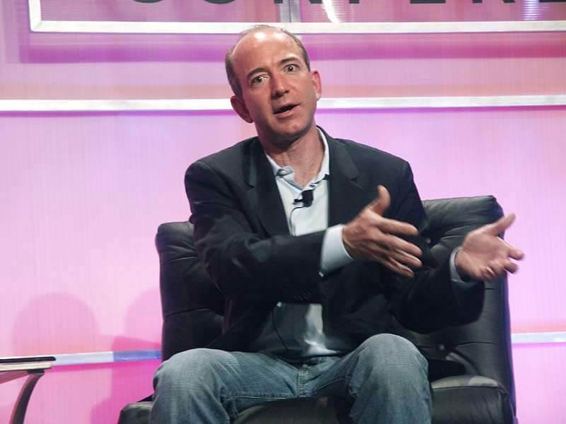 Jeff Bezos, Billionaire Entrepreneurs-Top 10 of them and their net-worth   Voxytalksy