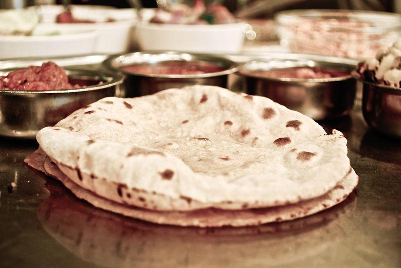 Chapati, healthy foods, voxytalksy