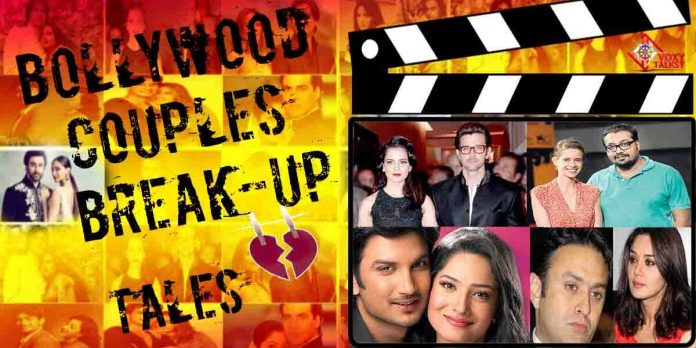 Iconic Bollywood couples whose break-up broke our hearts : Part 3