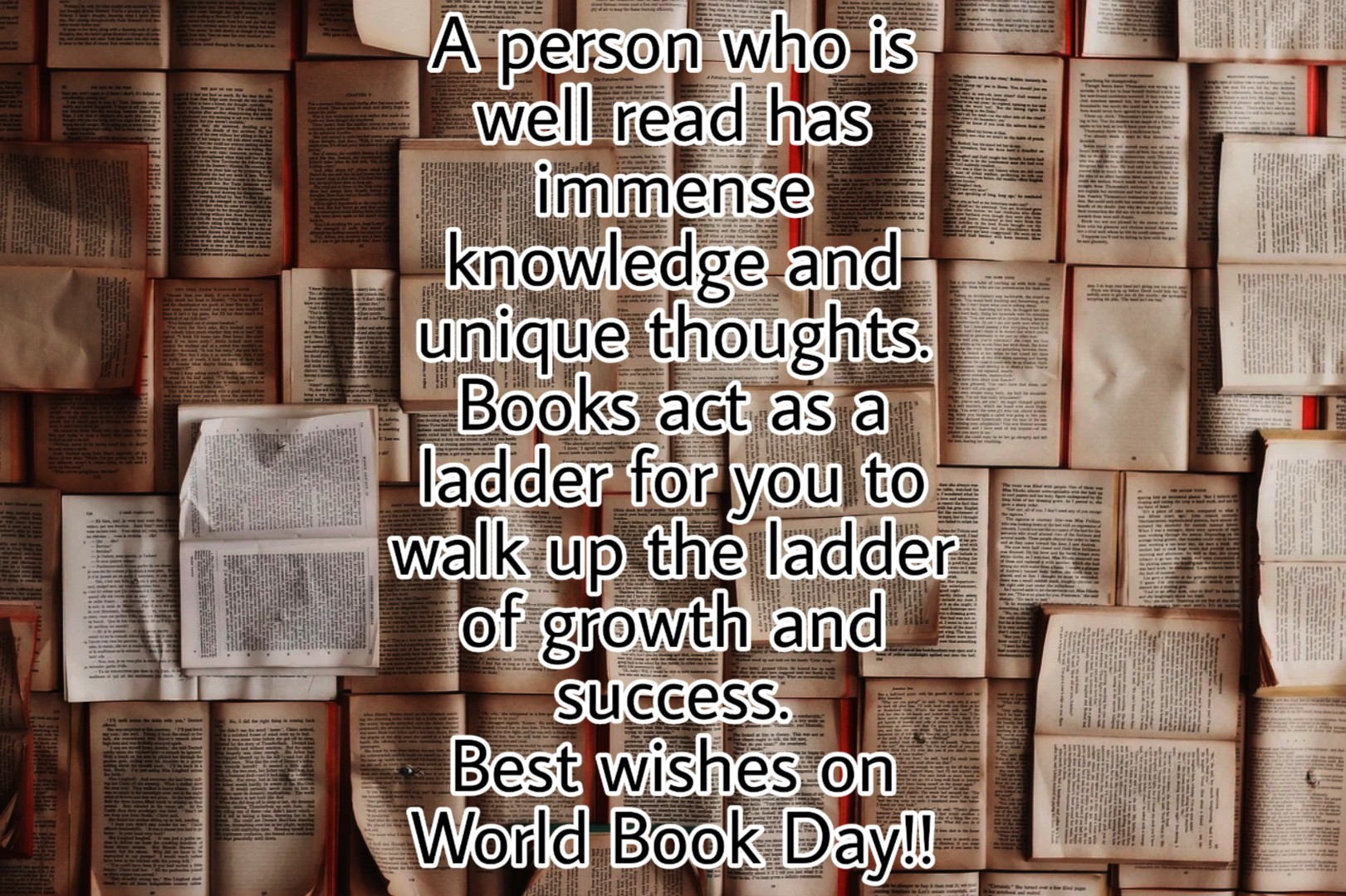 Reasons behind World Book Day 2020 | About | Greetings | VoxyTalksy