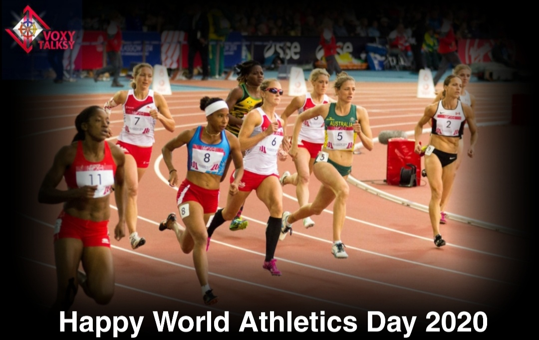 World athletics day quotes, IAAF, VoxyTalksy