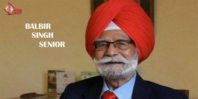 The legend of Indian hockey: Balbir Singh Senior life story | VoxyTalksy