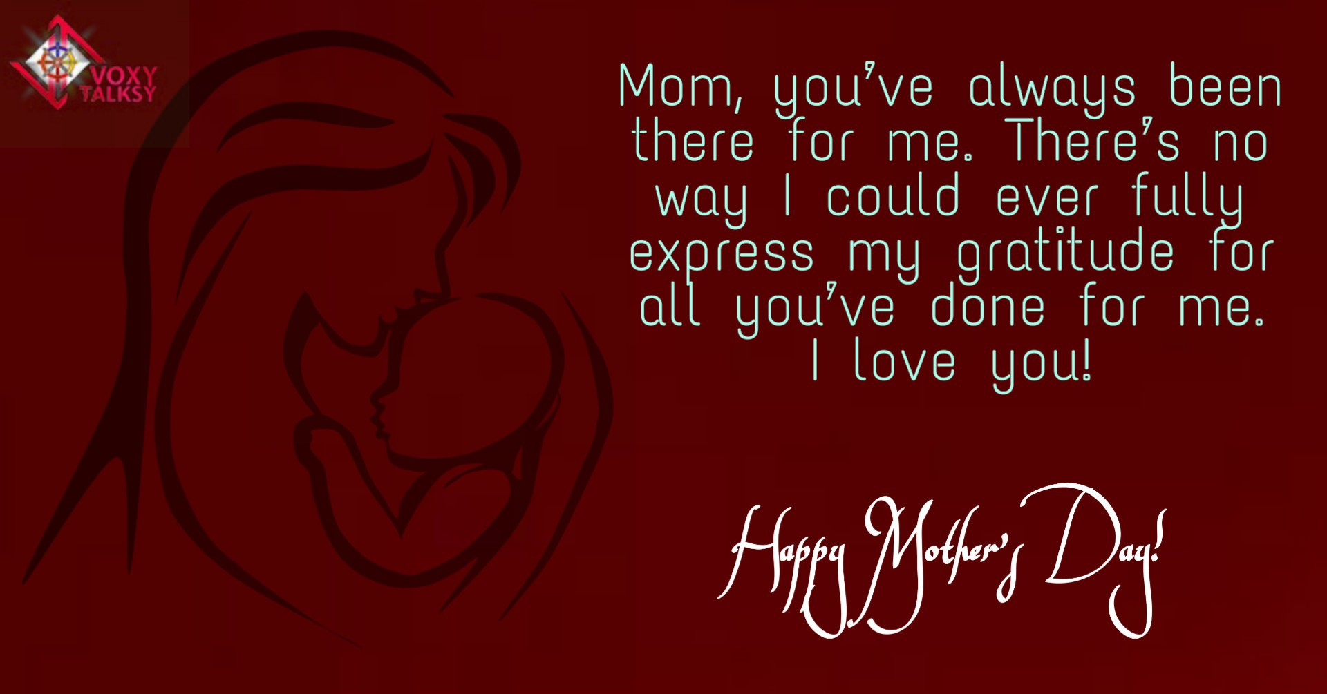 International Mother's Day Greetings 2020 | Moms | VoxyTalksy