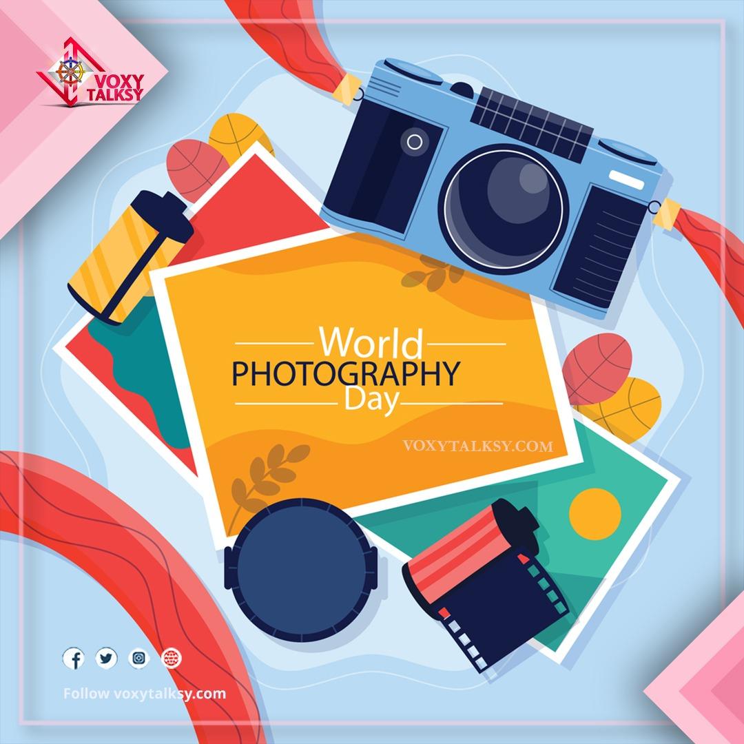 World Photography Day 2020 | VoxyTalksy