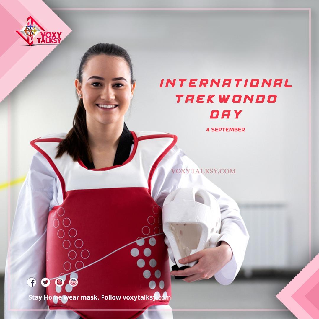International Taekwondo Day 2020   VoxyTalksy