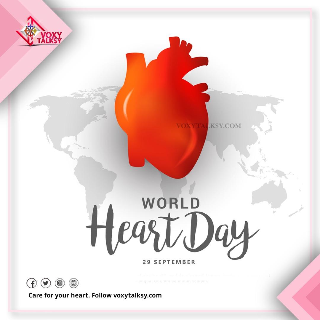 World Heart Day 2020 | VoxyTalksy